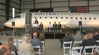 United Express (Air Wisconsin) CRJ-200 | Indianapolis to Chicago O'Hare