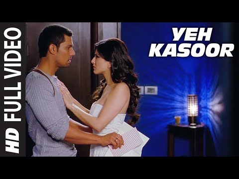 Yeh Kasoor Mera Hai Full Video Song Jism 2 | Sunny Leone Randeep...