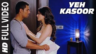 Jism 2 - Yeh Kasoor Mera Hai Full Video Song Jism 2 | Sunny Leone, Randeep Hooda