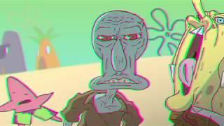 $UICIDEBOY$ - 2nd Hand // Spongebob AMV