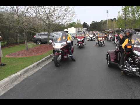 Buffalo Soldiers Savannah, Ga  Video 2015