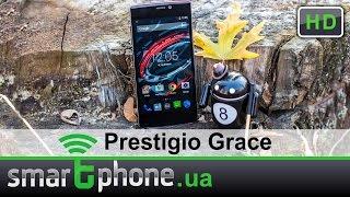 Prestigio Grace - Обзор смартфона толщиной 5,5 мм.