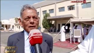 باكستاني يزور مقر إدارة شؤون الانتخابات ويقول  انا بحب الكويت
