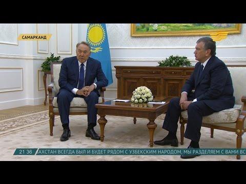 снится к чему назарбаев