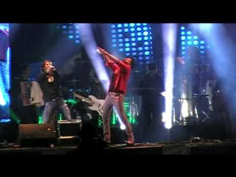 Show Munhoz & Mariano Festa de Agosto de S�o Louren�o MG