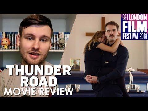 Thunder Road - Movie Review (London Film Festival 2018)