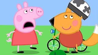 Peppa Pig Nederlands Compilatie Nieuwe Afleveringen 🦊 Victor Vos  | Tekenfilm | Peppa de Big