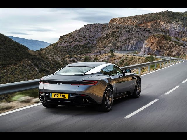 DB11 - Designed to Exhilarate | Aston Martin - YouTube