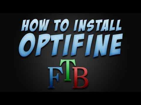 How To Install Optifine On Feed The Beast tutorial, Very Easy & Fast! Minecraft