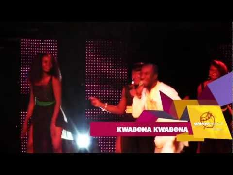 Kwabena Kwabena - - Legends & Legacy Ball 2012