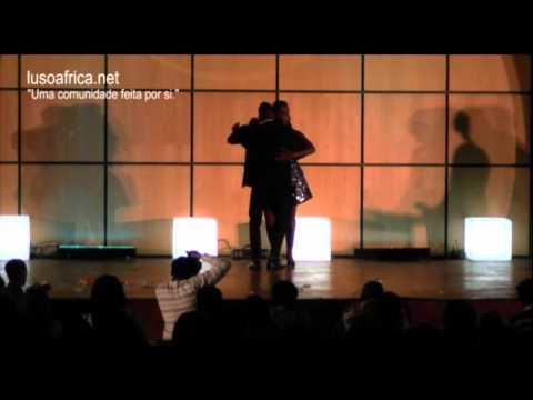 Par Vencedor Concurso Kizomba Africa A Dançar 2012 video
