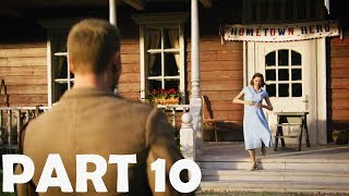 CALL OF DUTY WW2 Walkthrough Gameplay Part 10 - Ambush - Campaign Mission 10