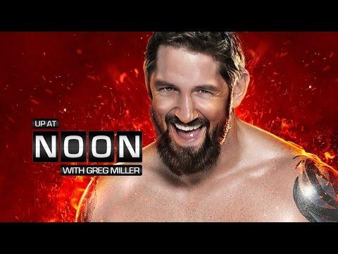 WWE 2K15's Bad News Barrett - Up at Noon