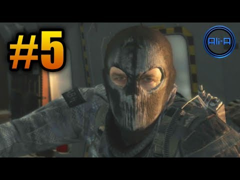 "Call of Duty: Ghosts Walkthrough (Part 5) – Campaign Mission 5 ""HOMECOMING"" (COD Ghost)"