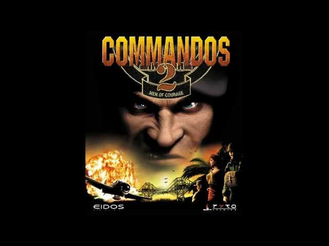 Commandos 2: Men of Courage Soundtrack (Full)