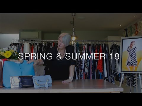 Spring & Summer 18 Collection