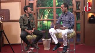Jossy Min Addis interview with Artist  temesgen tafesse