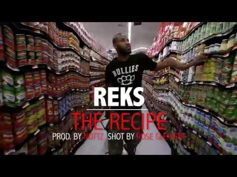 Reks The Recipe rap music videos 2016