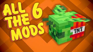 All The Mods 6 Ep. 7 Resourceful Bees Are Resourceful