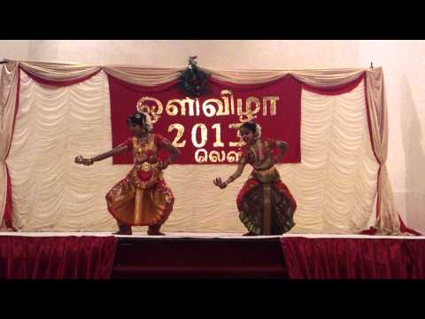 Shruthi's Dance Isai Tamil maple Lounge video
