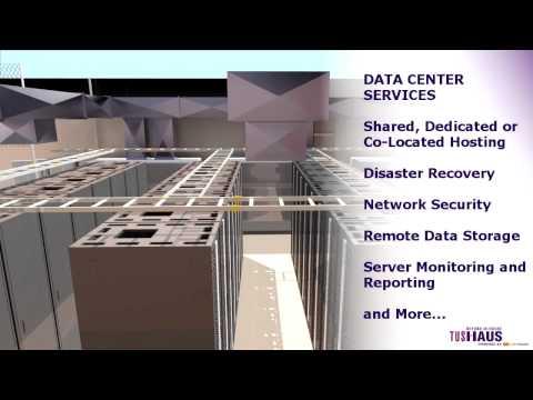 Tushaus Fox Valley Cloud Hosting Data Center Tour