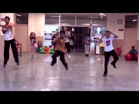 ishqzade hiphop dance