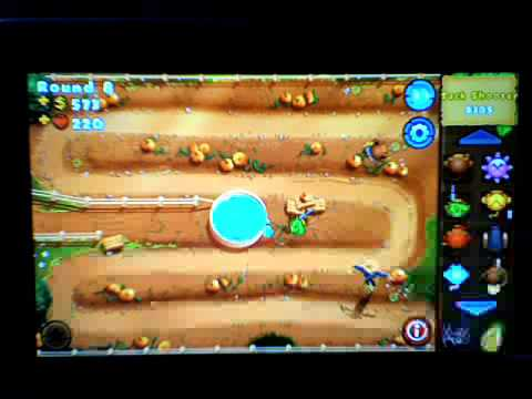 Kindle Fire App Review: Bloons Tower Defense 5