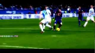 Messi 2012-Unstoppable HD