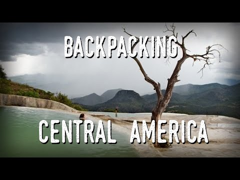 Backpacking Central America EP1 - Mexico: Mexico City and Oa