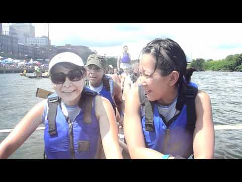 Aquaholics Dragon Boat Team 2011 Trailer