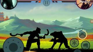 Shadow fight 2 เกมส์ต่อสู้ ภาษาจีน โกงได้ 100%