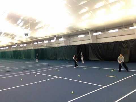 Hoc tenis