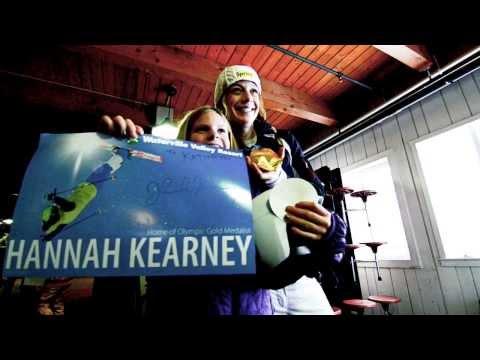 Meet & Ski with Olympian Hannah Kearney - December 26th, 2013