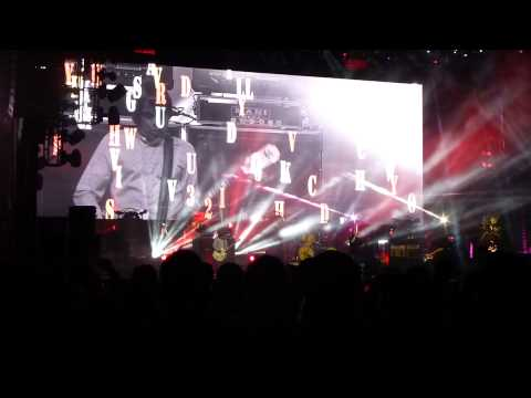The Stone Roses &#039;I Am the Ressurection&#039; Live at Coachella 2013