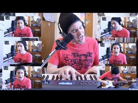 TREASURE - Bruno Mars cover (Perez Hilton cover contest)