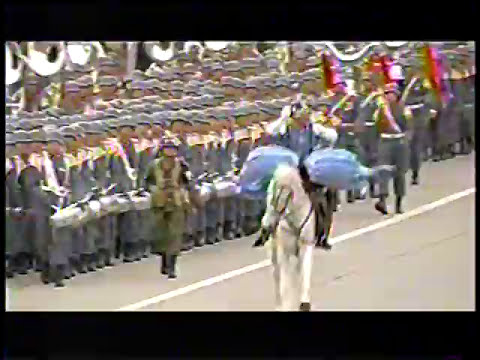 Parada Militar 2012 Chile:Ejército(completo)