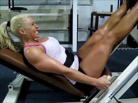 Legpress 726 lbs.wmv Image 1