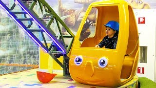 Indoor Playground Family Fun Play Area for kids / Baby Nursery Rhymes Songs