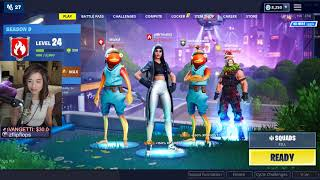 Pokimane #Fortnite ~ Pokimane lacks critical information