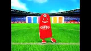 Sipes Paints TVC - Football