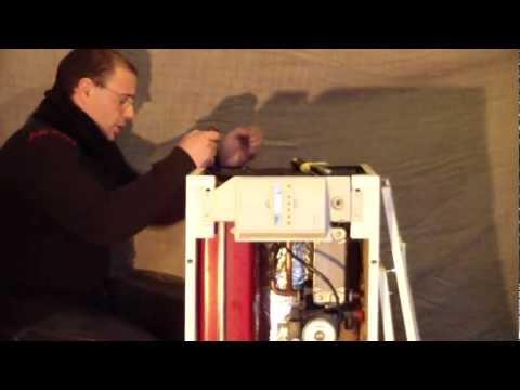 Reparar caldera gasoil video jsm tutorial sustitucion - Calderas de gasoil roca ...