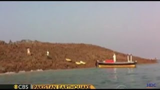 Deadly And Devastating Earthquake Rocks Pakistan And Creates New Island