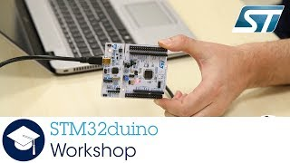 STM32duino (workshop to get started with STM32 and arduino software ecosystem)