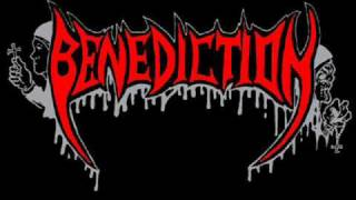 Watch Benediction Suffering Feeds Me video