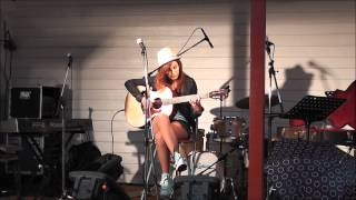 (Kansas) Dust In The Wind - Gabriella Quevedo (LIVE)