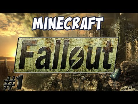 Minecraft Fallout Part 1 - Fresh Out The Vault