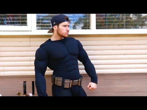 Flex Design Muscle Suit- Unboxing & review!