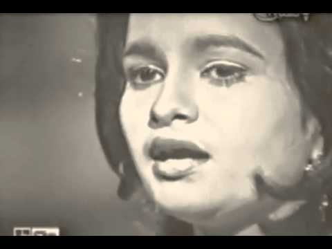 Tum Sung Naina Lage -Rubina Badar (late) (PTV classic -1969)...
