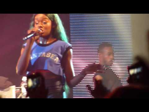 Azealia Banks - Liquorice (Liverpool O2 02 October 2012)