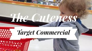 The Cuteness - Unofficial Target Commercial 2015